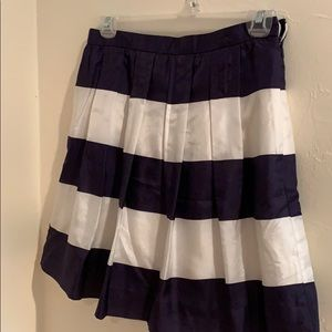 Jcrew silk skirt